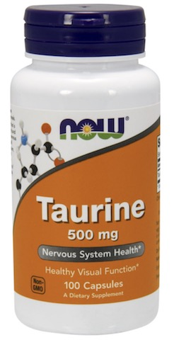 Image of Taurine 500 mg