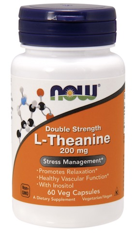 Image of L-Theanine 200 mg Double Strength