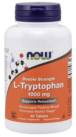Image of L-Tryptophan 1000 mg