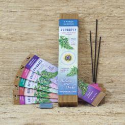 Image of Aromatherapy Dosha Balancing Incense Pitta