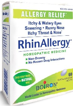 Image of RhinAllergy Tablets