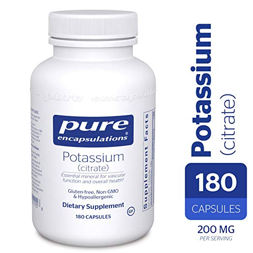 Image of Potassium (citrate)