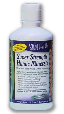 Image of Super Strength Humic MInerals