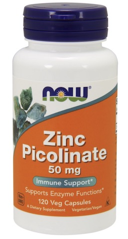 Image of Zinc Picolinate 50 mg