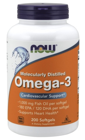 Image of Omega-3 1000 mg Molecularly Distilled