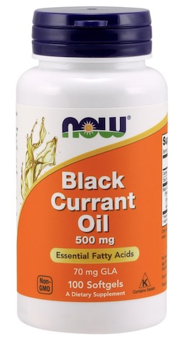 Image of Black Currant Oil 500 mg