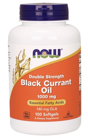 Image of Black Currant Oil 1000 mg