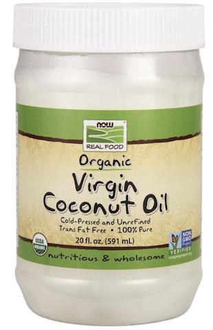 Image of Coconut Oil Virgin Organic
