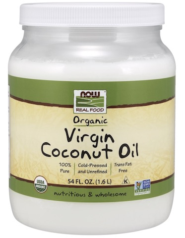 Image of Coconut Oil Virgin Organic
