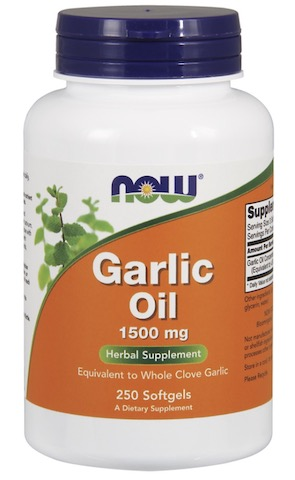 Image of Garlic Oil 1500 mg