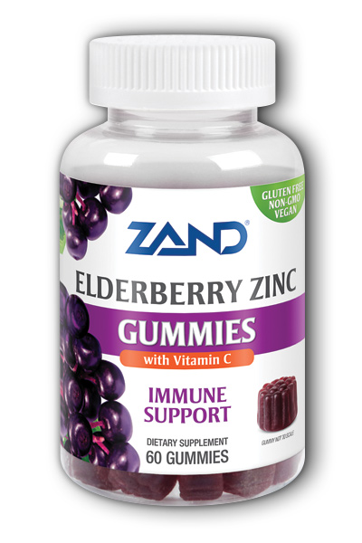 Image of Elderberry Zinc with Vitamin C Gummies