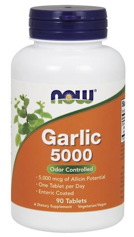 Image of Garlic 5000 mcg (enteric coated)