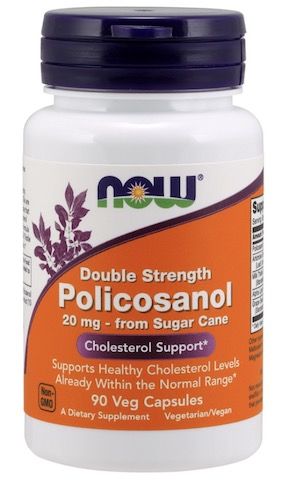 Image of Policosanol 20 mg Double Strength