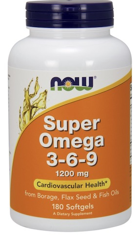 Image of Super Omega 3-6-9 1200 mg