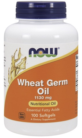 Image of Wheat Germ Oil 20 Minims 1140 mg