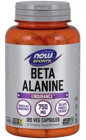 Image of Beta Alanine 750 mg