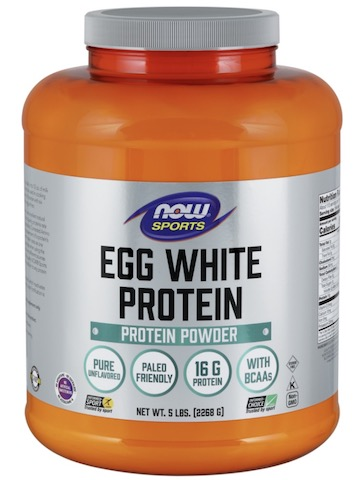 Image of Egg White Protein Powder Unflavored