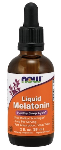 Image of Liquid Melatonin 3 mg