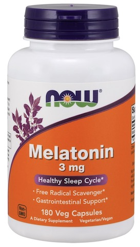 Image of Melatonin 3 mg Capsule