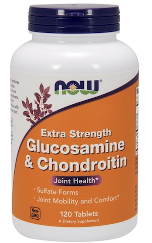 Image of Glucosamine & Chondroitin 750/600 mg Extra Strength Tablet