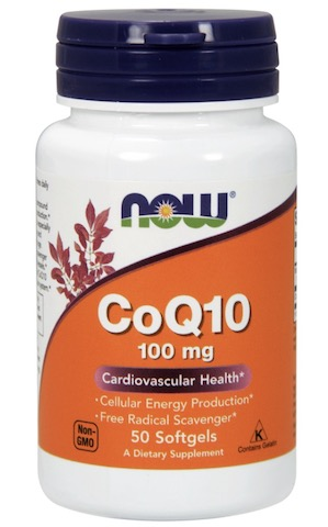Image of CoQ10 100 mg Softgel
