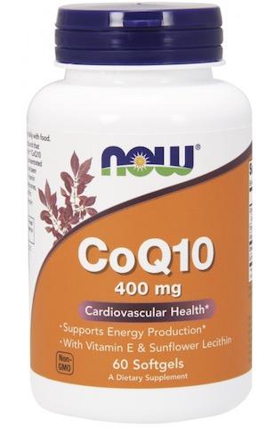 Image of CoQ10 400 mg Softgel