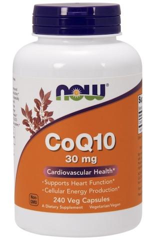 Image of CoQ10 30 mg Capsule