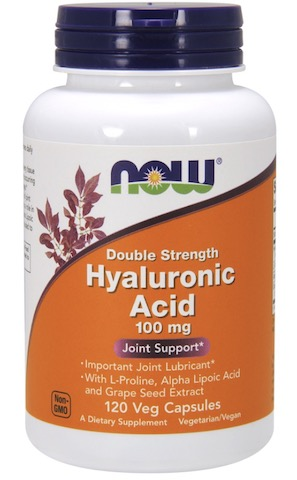 Image of Hyaluronic Acid 100 mg Double Strength