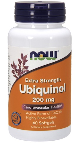 Image of Ubiquinol 200 mg Extra Strength