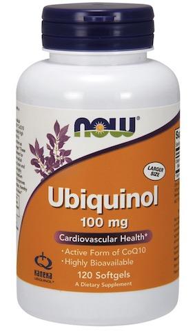 Image of Ubiquinol 100 mg