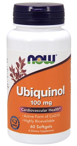 Image of Ubiquinol 100 mg
