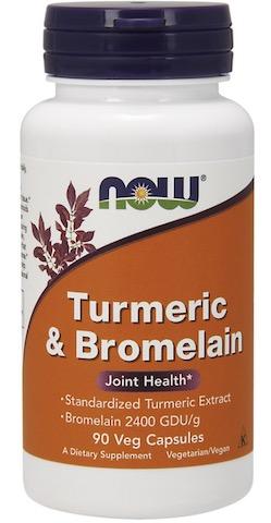 Image of Turmeric & Bromelain 300/150 mg