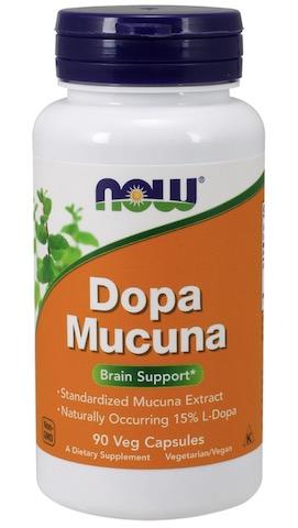 Image of DOPA Mucuna 400 mg