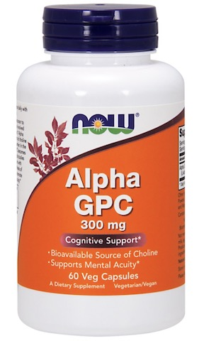 Image of Alpha GPC 300 mg