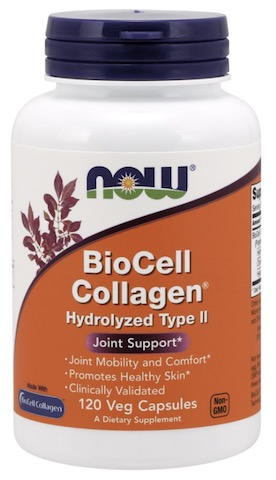 Image of BioCell Collagen Hydrolyzed Type II 500 mg
