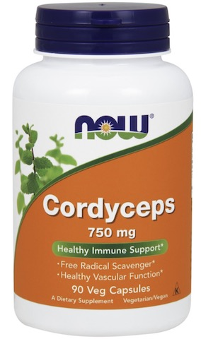 Image of Cordyceps 750 mg