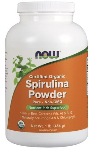 Image of Spirulina Powder Organic