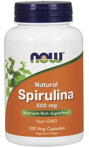 Image of Spirulina 500 mg Capsule