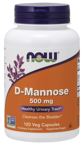 Image of D-Mannose 500 mg Capsule