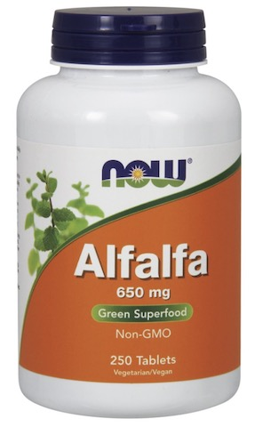 Image of Alfalfa 650 mg