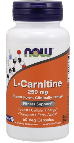 Image of L-Carnitine 250 mg Capsule