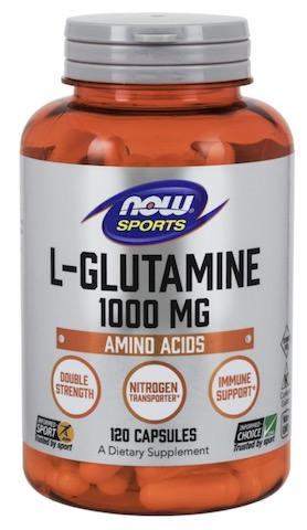 Image of L-Glutamine 1000 mg