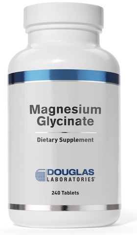 Image of Magnesium Glycinate 100 mg