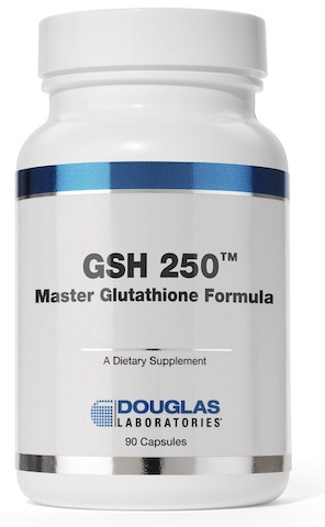 Image of GSH 250 Master Glutathione Formula