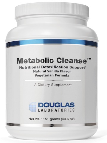 Image of Metabolic Cleanse Vegetarian Powder Vanilla