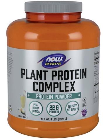 Image of Plant Protein Complex Protein Powder Vanilla