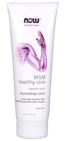 Image of MSM Healthy Skin Liposome Lotion
