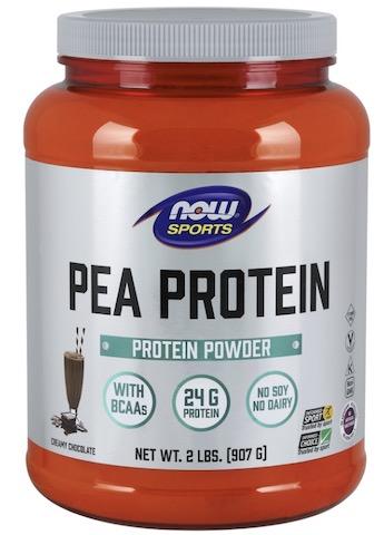 Image of Pea Protein Powder Dutch Chocolate