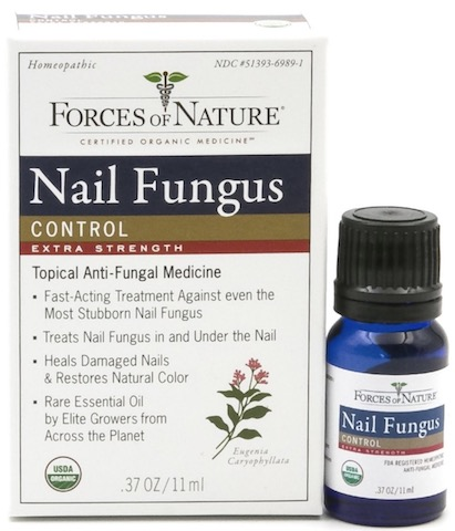 Image of Nail Fungus Control Extra Strength Liquid