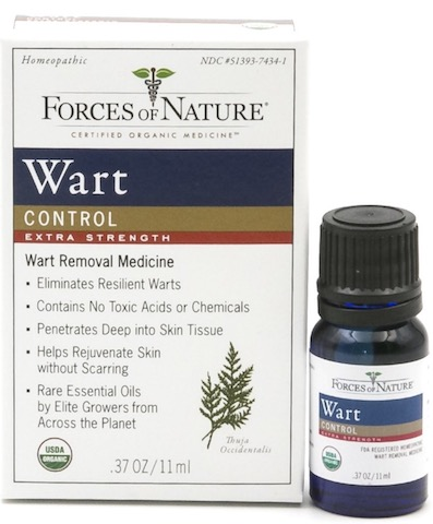 Image of Wart Control EXTRA STRENGTH Liquid